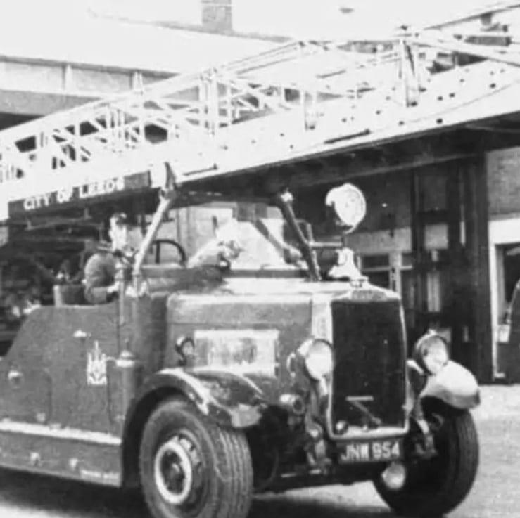 East Leeds Fire Heritage Group